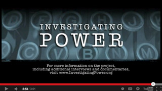 thumbnail for Investigating Power